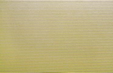 Yellow cardboard texture