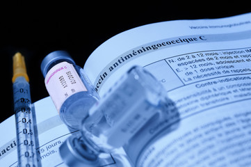vaccination contre la méningite,notice,information