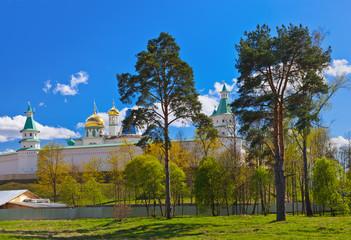 New Jerusalem monastery - Istra Russia
