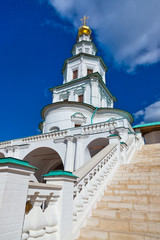 Tower in New Jerusalem monastery - Istra Russia
