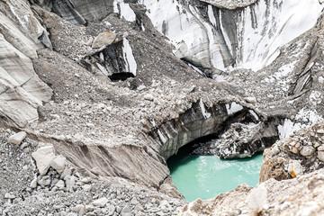 Himalayas Khumbu Glacier Lake