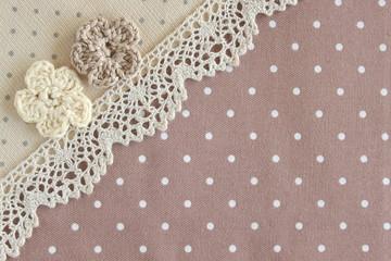 布とモチーフ