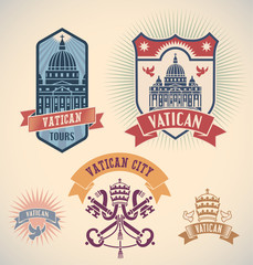 Vatican labels