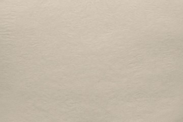 smooth texture blank paper of light beige color
