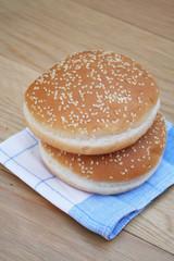panini al sesamo per hamburger