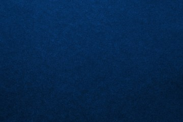 texture of blue color a brushed paper sheet