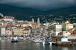 Bastia : le vieux port sous l'orage - 73718013