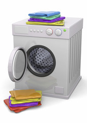 Washer - 3D