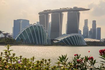 Singapore Evening City