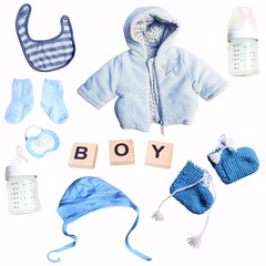 set for newborn baby boys