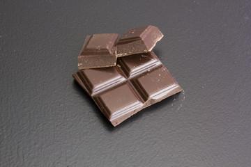 carré de chocolat