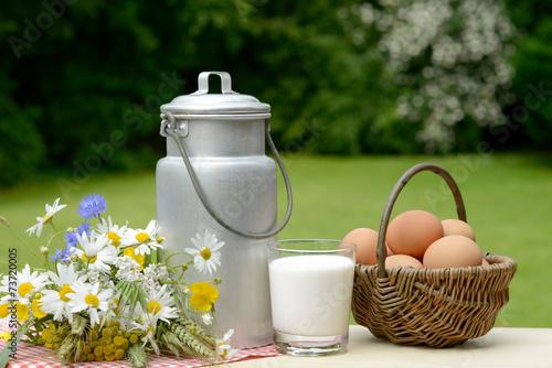 Milch und Eier - 73720005