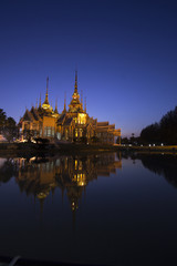 Beutiful Thai temple