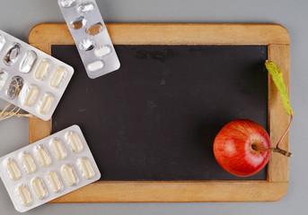 Medicine and Apple