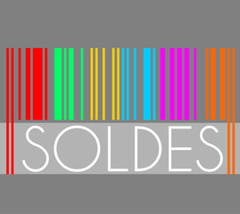 Soldes Code barre Flashy