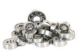 lot of small ball bearings