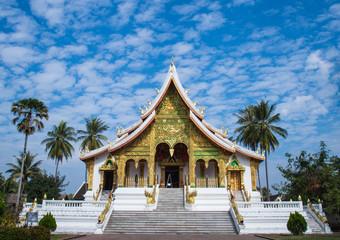 Temples in Luang prabang