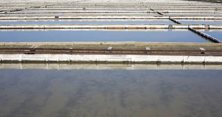 Full water tanks