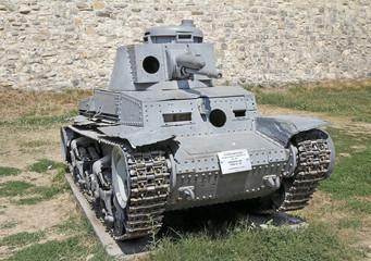 Light Tank WWII - PzKpfw II Asf. C (Sd.Kfz.121) - LT vz. 35
