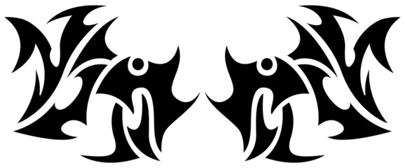 Tribal tattoo 43