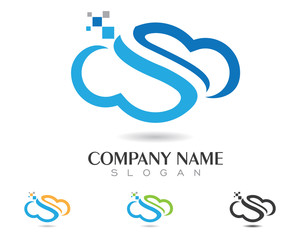 S cloud Logo 4