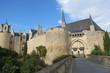 Maine-et-Loire - Montreuil-Bellay - Entrée de la Citadelle