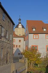 Dornburg (Saale) Altes Schloss (12. Jh., Thüringen)