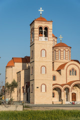 Cyprus - Agios Charalambos Church at the village of Erimi