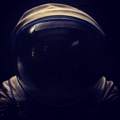 Spacesuit Helmet