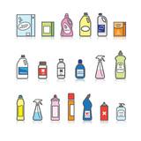 Detergents set