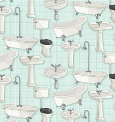Sanitaire pattern