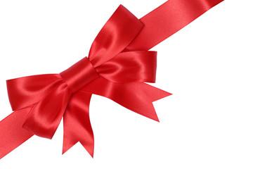 Geschenk Schleife für Geschenke an Weihnachten, Geburtstag oder