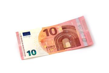 10 Euro Vorderseite