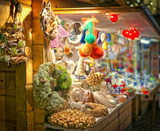 European Christmas market stall2