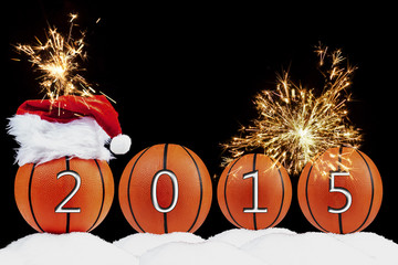 Happy New Year 2014 - 2015, Silvester