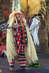 Barong dance, Batibulan, Bali, Indonesia