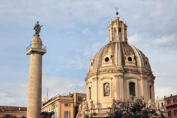 Santa Maria di Loreto in Rome