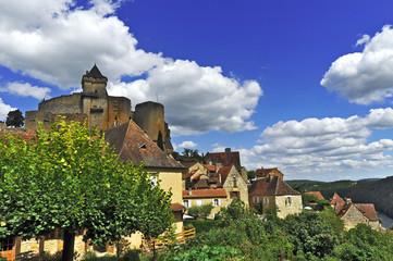 Château de Castelnaud, Dordogna - Aquitania