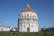 Miracles Square in Pisa, Italy