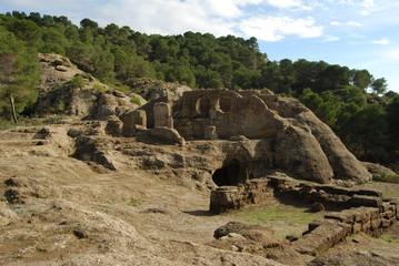 Bobastro, antigua ciudad medieval, Ardales, Málaga