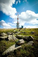 Brocken im Harz, Funkturm - Spionage
