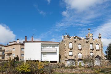 Modernist architecture in Castilla la Mancha, Spain