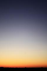 Cielo crepuscolare