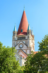St. Francis of Assisi Church, Vienna