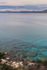 Shore of Lake Tahoe