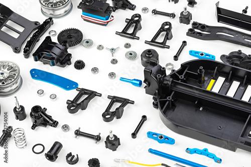 RC car assembly kit - 73754004