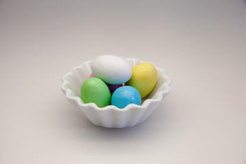 Cestino Uova di Cioccolata