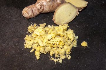 Ginger grate