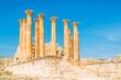 Temple of Artemis is a roman temple in Jerash, Jordan