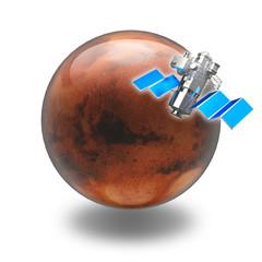 Satellite Marte